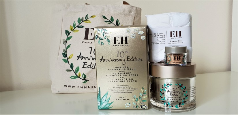Emma Hardie 10th Anniversary Edition Moringa Cleansing Balm