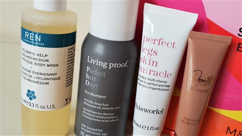 Marks & Spencer Summer Beauty Box