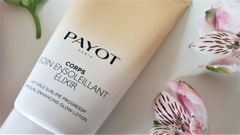 Payot Corps Soin Ensoleillant Elixir