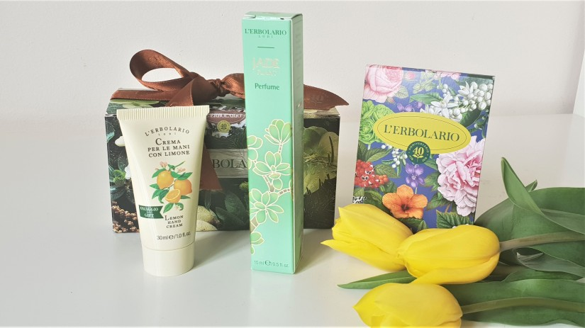 L'erbolario Lemon Handcream